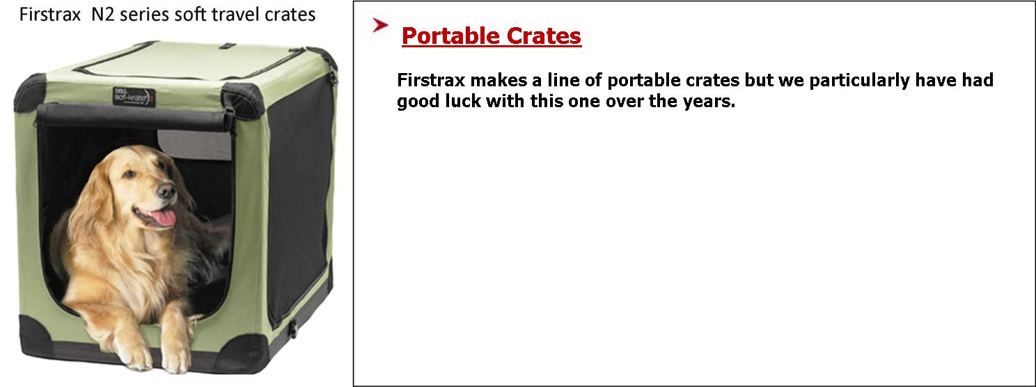 Product - portablecrate